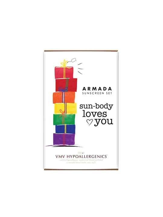 Armada-Sunscreen-Set