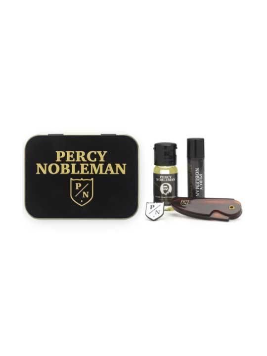 percy nobleman travel tin. Black Bedroom Furniture Sets. Home Design Ideas
